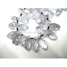 Бисерная слеза для ожерелий