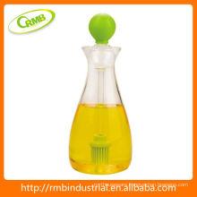 Oil Plastic Bottle