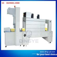 Bzj-5038b Empaquetador de manguito semiautomático