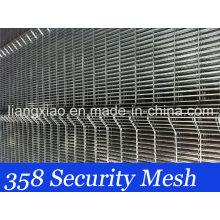 V Bends Anti-Climb 358 Security Fencing