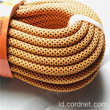 Kekuatan tinggi Nylon Static climbing rope Hot Sale