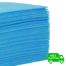 Spa Breathable 100pcs 80*180cm sms bed sheet wholesale disposable bed sheet for beauty salon