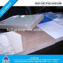 Mejor calidad UV MDF Board