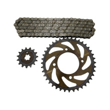 High Quality Motorcycle Parts Chain and Sprockets Kit for Universal Motorcycle