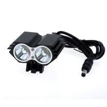 Luz de la bicicleta de la forma del ojo de Eagle del CREE Xml T6 del poder más elevado