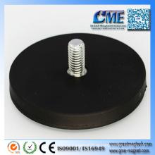 Magnet Wie man Plastik beschichtete Neodym Magnete macht