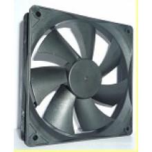 DC12025 120mm aire flujo 120 * 120 * 25 mm ventilador