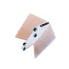 Caja de señuelos de pesca de doble capa FSBX042