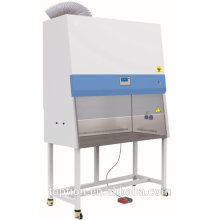 II класса биологической безопасности с ламинарным потоком воздуха LCD биологический шкаф безопасности