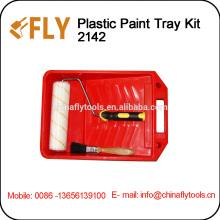 roller brush Paint Tray set