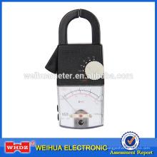 Medidor de abrazadera analógica Medidor analógico Abrazadera Multímetro Medidor de abrazadera Medidor de corriente de pinza portátil MG26