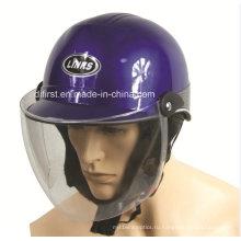 Защитный шлем с материалом ABS