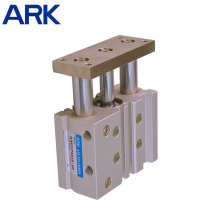 Air Cylinder High Guide Precision Rod Pneumatic Cylinder