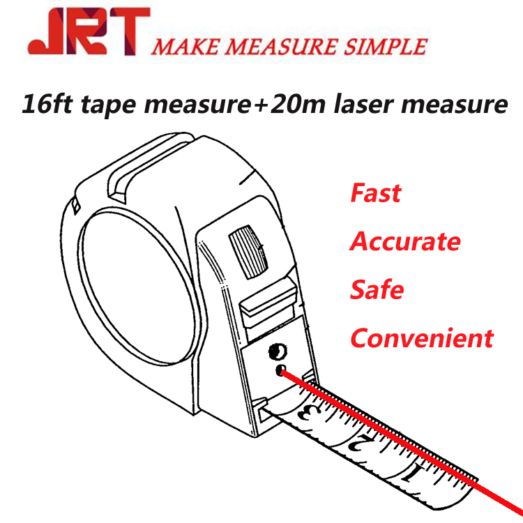 CAD:Laser Tape Measure-2017