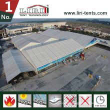 Temporary Marquee Tent Structure for Trade Show Outdoor