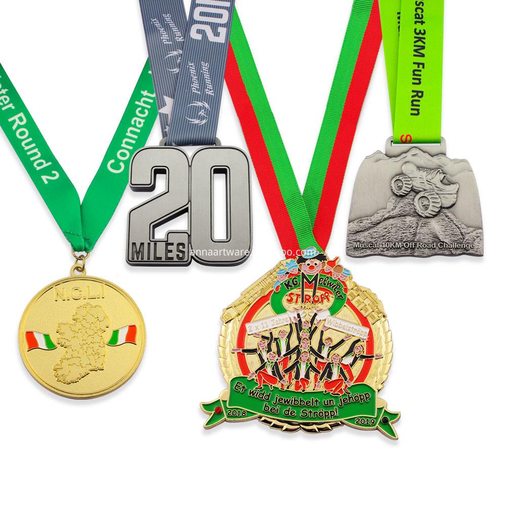 Marathon Medal 2