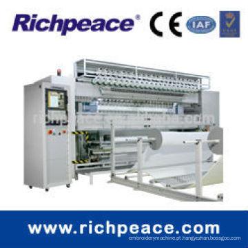 Richpeace High Speed Multi-Head Rotary Hook Colchão Quilting máquina de costura