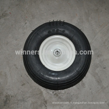 13x4.00-6 roue tubeless de roue de pelouse de roue de pelouse