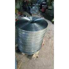 PVC Plastic Coated Razor Barbed Wire