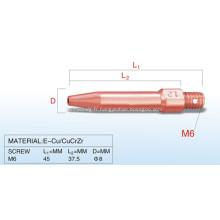TOKINARC Embout conique de 1,2 mm