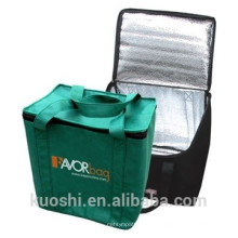bolsa de refrigerador con almuerzo aislado cero grados interno fresco
