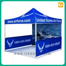 Aluminum tradeshow pop-up tent canopy