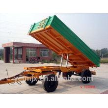 Equipo agrícola Tractor Remolque para la venta, remolque de tractor de granja