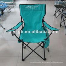 Cadeira de relaxe portátil com suporte para copo VEC3002S