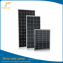 Módulo de panel solar mono de alta eficiencia estándar 100% TUV