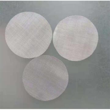 Écran en treillis métallique en titane Tissu en tissu titane