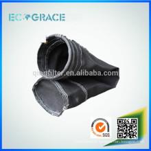 high temperature cement industry fiberglass filter bag