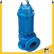 400m3 / H zentrifugale versenkbare Abwasser-Fischteich-Pumpe