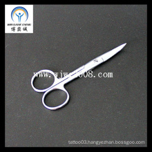 Acupuncture 12.5 Surgical Dressing Scissors -Curved/Stainless Steel Surgical Scissor