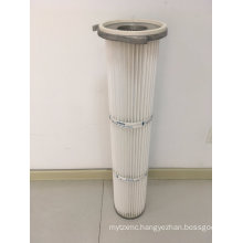 High Quality Pulse Jet Three Lugs Air Filter Cartridge