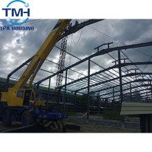 Usine / entrepôt de structures en acier léger en Thaïlande
