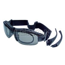 Tactical/safety Glasses anti-UV anti-fog, ballistic defence