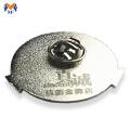 High Quality OEM Custom Metal Lapel Badge Emblems