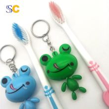 Nuevo tipo de cepillo de dientes personal Clean Cartoon Baby Kids