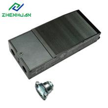 Caixa de junção de transformadores de iluminação externa LED de 24 volts 60 watts