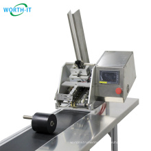 Worth-it Good Quality Count Feeder Servo Motor PLC System Box Paper Mask Friction Card Feeder Automatic Ordinary Product 25KG CE