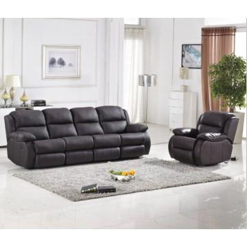 Высокое качество кожаный диван функции для использования гостиная