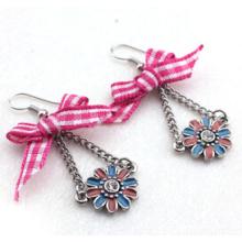 Christmas Jewelry/Christmas Earring/Christmas Flower (XER13380)