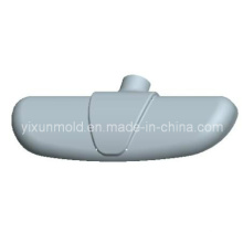 Пластиковая форма для литья под давлением абажура