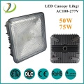 120 Degree 50W 75W Led Canopy Light
