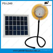 Énergie solaire intérieur léger idéal comme lampe de lecture de Table