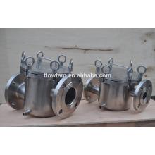 Filtre à eau magnétique en acier inoxydable