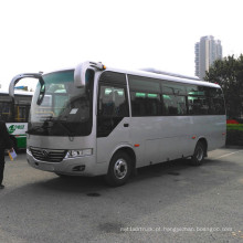 Ônibus Diesel Chinês Barato com 30 Assentos