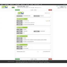 Muestra de datos de importación de resina de PVC de la India