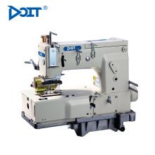 DT1412P Industrial 12 agulha flat-cama dupla cadeia ponto multi-agulha de vestuário preço da máquina de costura