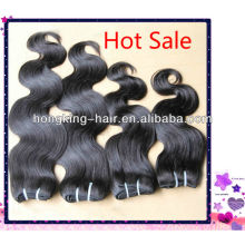 natural black all styles full ends brazilian virgin hair extension